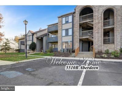 5510B-  Aberdeen Drive, Mount Laurel, NJ 08054 - #: NJBL103972