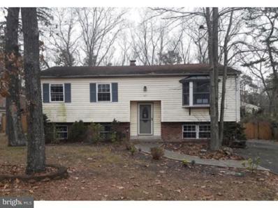 417 N Carolina Trail, Browns Mills, NJ 08015 - #: NJBL194500