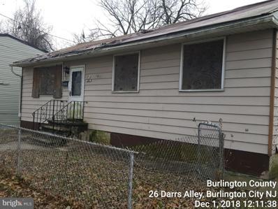 26 Darr Street, Burlington, NJ 08016 - #: NJBL194710