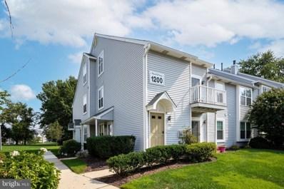 1202-B  Sedgefield Drive, Mount Laurel, NJ 08054 - #: NJBL2001062