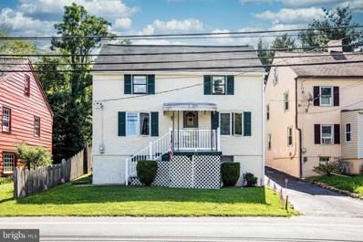 25 Chesterfield Crosswicks Rd, Chesterfield, NJ 08515 - #: NJBL2004392