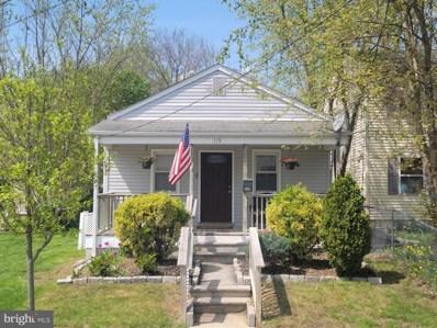 119 Elizabeth Street, Bordentown, NJ 08505 - #: NJBL2008852