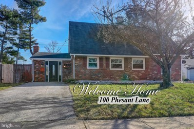 100 Pheasant Lane, Willingboro, NJ 08046 - #: NJBL246358