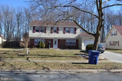 154 Eastbrook Lane, Willingboro, NJ 08046 - MLS#: NJBL247250
