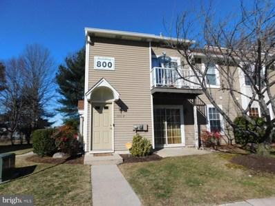 803-A Sedgefield Drive UNIT A, Mount Laurel, NJ 08054 - #: NJBL300438