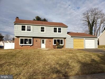 4 Ebbtide Lane, Willingboro, NJ 08046 - #: NJBL322910