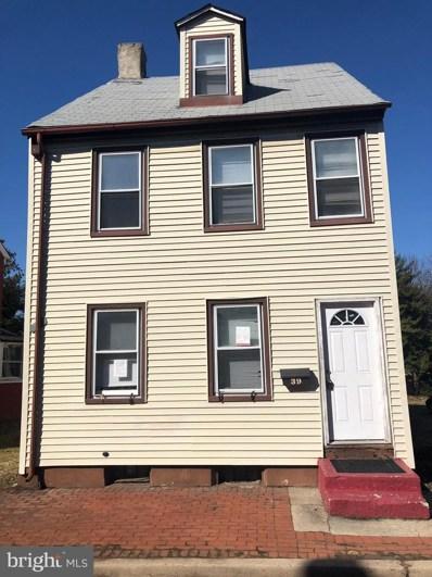 39 W Pearl Street, Burlington, NJ 08016 - MLS#: NJBL323322