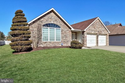 17 Birchwood Drive, Marlton, NJ 08053 - #: NJBL324296