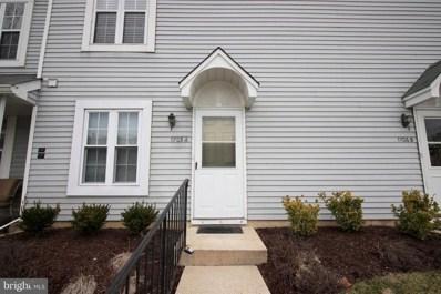1705-A  Heatherstone Court, Mount Laurel, NJ 08054 - #: NJBL324414