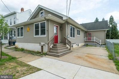 100 E Burlington St, Bordentown, NJ 08505 - MLS#: NJBL325534