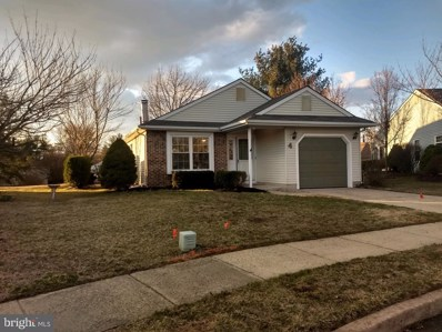 4 Owens Court, Mount Laurel, NJ 08054 - #: NJBL325696