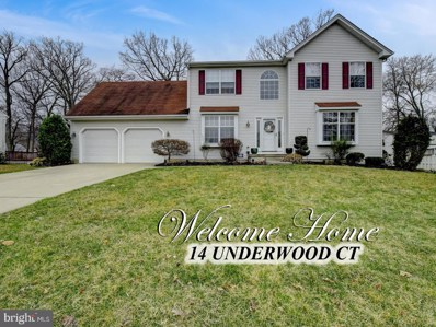 14 Underwood Court, Burlington, NJ 08016 - #: NJBL325740