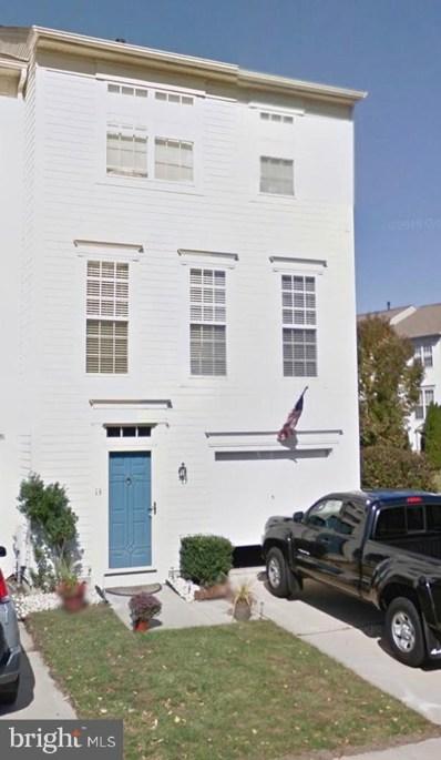 13 Sun Haven Place, Riverside, NJ 08075 - #: NJBL341542