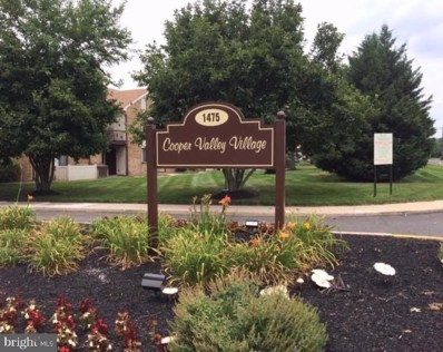 1475 Mount Holly Road UNIT H12, Edgewater Park, NJ 08010 - MLS#: NJBL341876