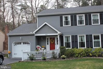 503 Fairview, Medford, NJ 08055 - #: NJBL342538