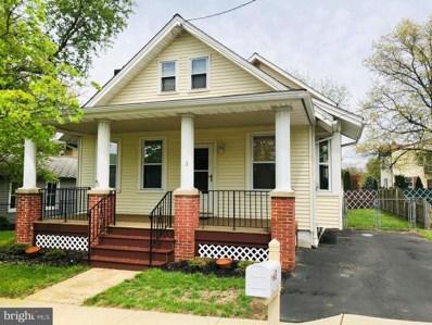3 Bunting Avenue, Burlington, NJ 08016 - MLS#: NJBL342558