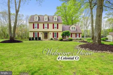 4 Colonial Court, Tabernacle, NJ 08088 - #: NJBL343752