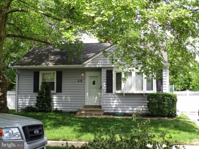 25 Overbrook Avenue, Maple Shade, NJ 08052 - MLS#: NJBL344586