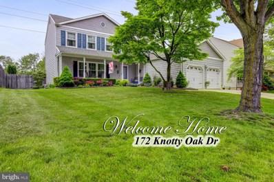 172 Knotty Oak Drive, Mount Laurel, NJ 08054 - MLS#: NJBL344718