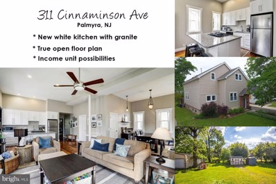 311 Cinnaminson Avenue, Palmyra, NJ 08065 - #: NJBL344848