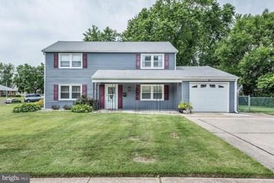 41 Hampshire Lane, Willingboro, NJ 08046 - #: NJBL346024