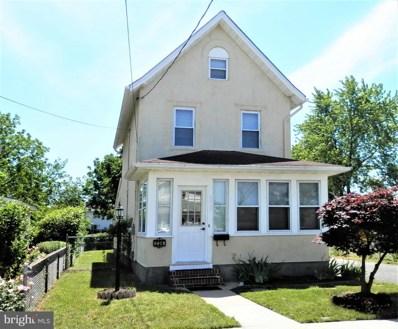 234 Hooker Street, Riverside, NJ 08075 - #: NJBL346032