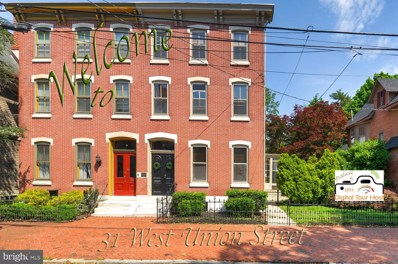 31 W Union Street, Burlington, NJ 08016 - MLS#: NJBL346064