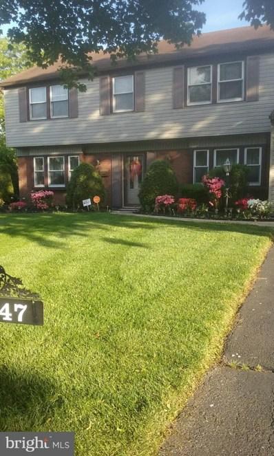 47 Tower Lane, Willingboro, NJ 08046 - #: NJBL346812