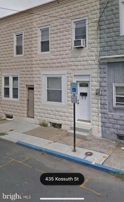433 Kossuth Street, Riverside, NJ 08075 - #: NJBL347080
