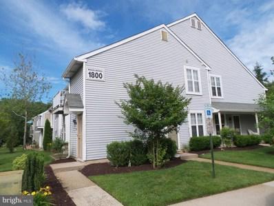 1802-B  Ralston Drive, Mount Laurel, NJ 08054 - #: NJBL347232