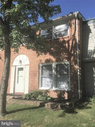 7 Royal Court, Willingboro, NJ 08046 - #: NJBL348228