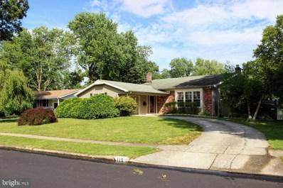 115 Leeds Road, Mount Laurel, NJ 08054 - #: NJBL348522