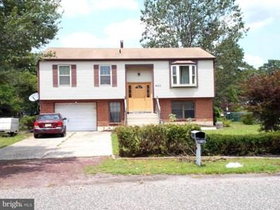 405 Tecumseh Trail, Browns Mills, NJ 08015 - #: NJBL350886