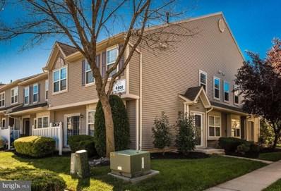 4505 Grenwich Lane, Mount Laurel, NJ 08054 - MLS#: NJBL353896