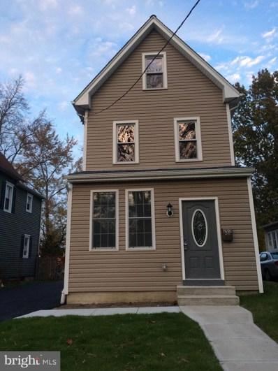 203 Delaware Avenue, Riverside, NJ 08075 - MLS#: NJBL357890