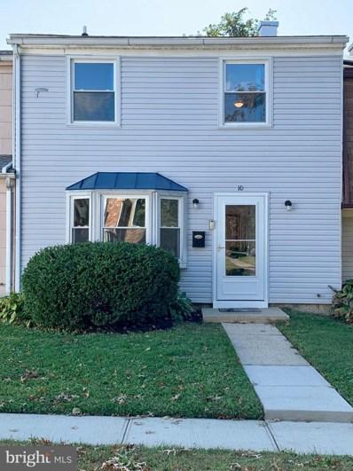 10 Felter Place, Willingboro, NJ 08046 - #: NJBL358768