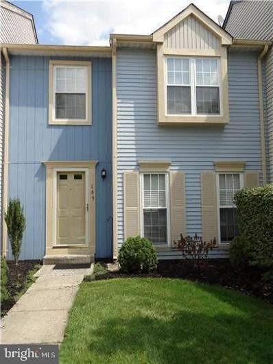 165 Crown Prince Drive, Marlton, NJ 08053 - #: NJBL361580