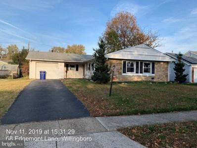 68 Edgemont Lane, Willingboro, NJ 08046 - #: NJBL361962