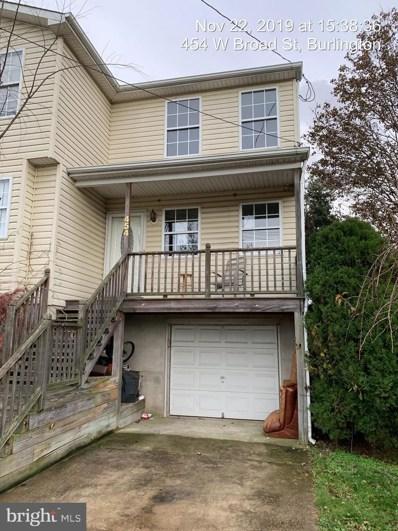 454 W Broad Street, Burlington, NJ 08016 - #: NJBL362680
