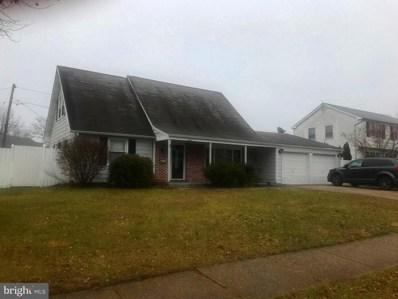 7 Gramercy Lane, Willingboro, NJ 08046 - #: NJBL363816