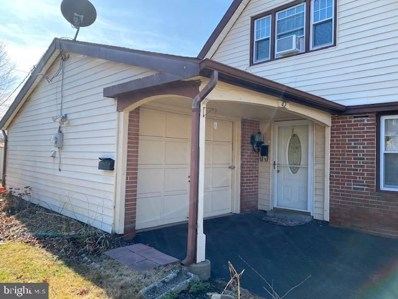 42 Barker Lane, Willingboro, NJ 08046 - #: NJBL364408
