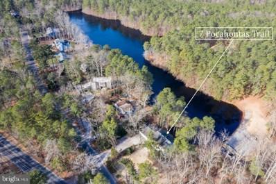 7 Pocahontas Trail, Medford, NJ 08055 - #: NJBL365156