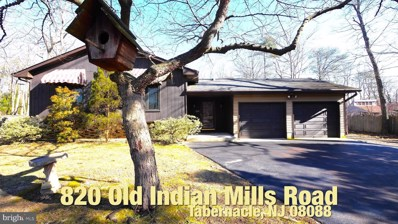 820 Old Indian Mills Road, Tabernacle, NJ 08088 - #: NJBL365450