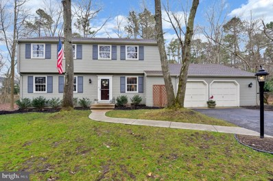 13 Buttonwood Drive, Medford, NJ 08055 - #: NJBL366272