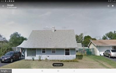 5 Pennant Lane, Willingboro, NJ 08046 - #: NJBL368076