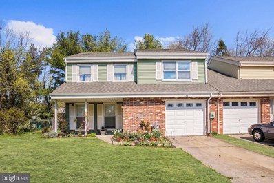 206 Stratton Court, Mount Laurel, NJ 08054 - #: NJBL370498