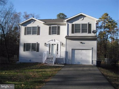 405 Wisconsin, Browns Mills, NJ 08015 - #: NJBL372102