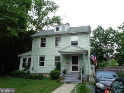 412 N Washington Avenue, Moorestown, NJ 08057 - #: NJBL373232
