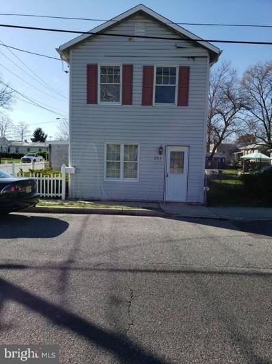 201 Whittaker Street, Riverside, NJ 08075 - MLS#: NJBL373342