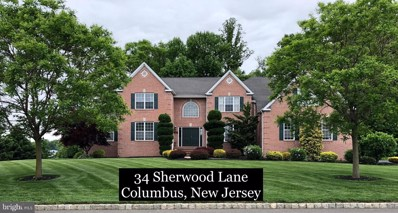 34 Sherwood Lane, Columbus, NJ 08022 - #: NJBL375048